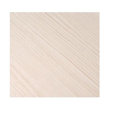 Laminated MDF Panel 120x120cm White Ash