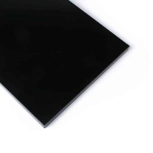 Slatwall Shelves Black (40cmx120cm)