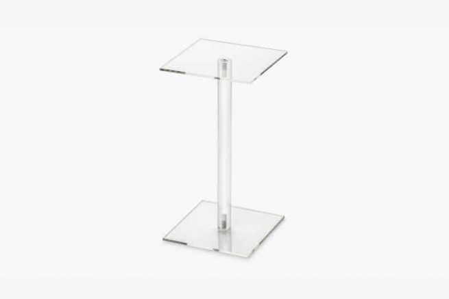 Acrylicic Presentation Column Medium