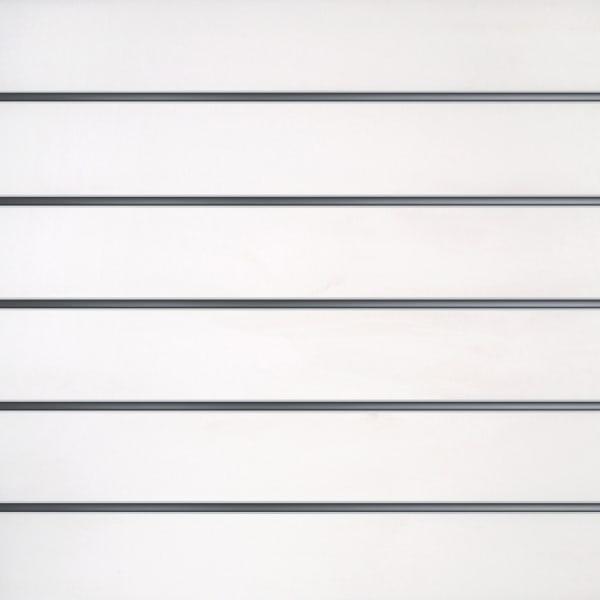 Slatwall White 15cm