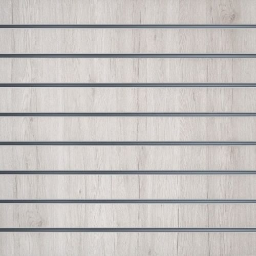 Slatwall White Oak 10cm