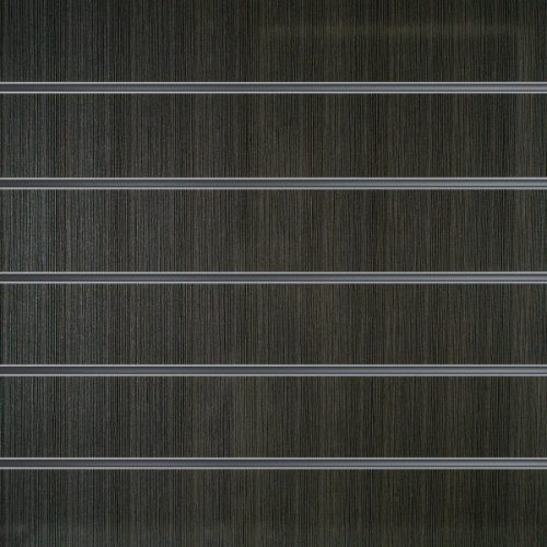 Slatwall Anthracite Wood Grain 15 cm