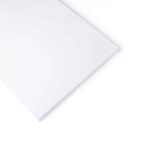 Slatwall Shelves White (40cmx120cm)