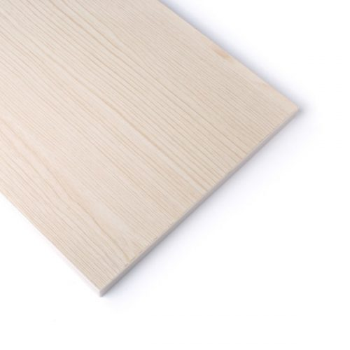 Slatwall Shelves White Ash (30cmx120cm)